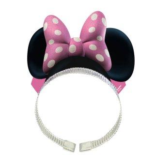 ペーパーカチューシャ(8枚入り) ミニー<br>【Disney Minnie】