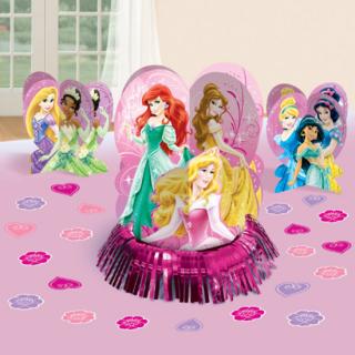 テーブルデコレーション プリンセススパークル<br>【Disney Princess Sparkle】