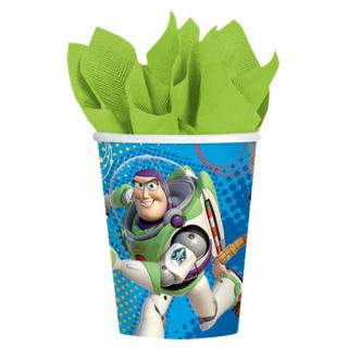 ペーパーカップ 9oz トイ・ストーリー    トイストーリー 【Disney Toy Story】