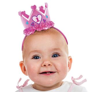 フェルトティアラ 1stバースデーガール<br>【1st Birthday Girl】