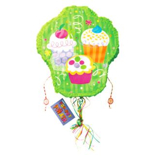 ピニャータ カップケーキ<br>【Cupcake】