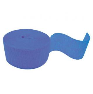 クレープストリーマー ロイヤルブルー<br>【Royal Blue】