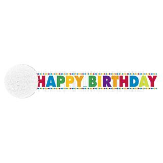 クレープストリーマー バースデーボーイ<br>【Birthday Boy】