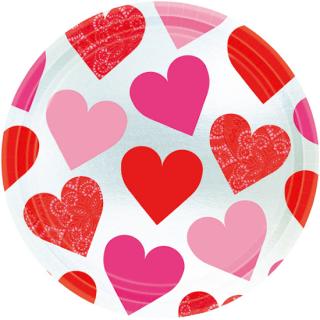 ペーパープレートM キューティーハート<br>【Cutie Heart】