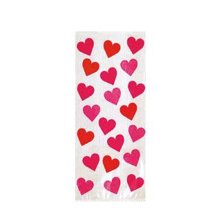 セロバックS キューティーハート セロファン袋【Cutie Heart】