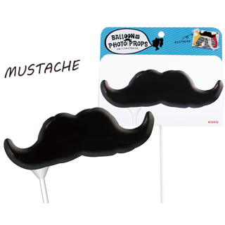 スティックバルーン マスターシュ<br>【Mustache】