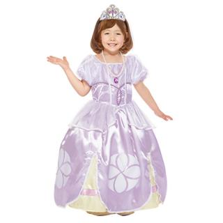 プリンセスドレスS ソフィア<br>【Disney Sofia】