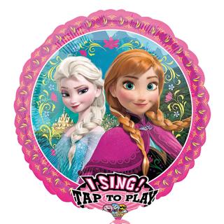 歌うバルーン アナ&エルサ ディズニー フローズン アナと雪の女王 アナ雪<br>【Disney Anna&Elsa】