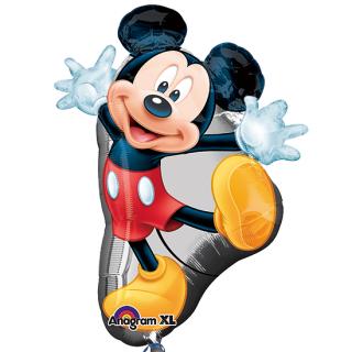 キャラクターバルーンM ミッキー<br>【Disney Mickey】