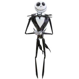 ハロウィン ナイトメアビフォアクリスマス ジャック・スケリントン ディズニー ティム・バートン スケルトン 骸骨 がいこつ バルーン 風船 【HALLOWEEN】