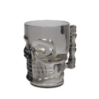 ハロウィン スカルマグ  骸骨 プラスチック パーティーカップ【HALLOWEEN】