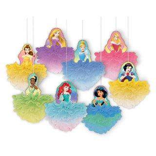 フラワーポム デコレーション フラッフィー プリンセス 【Disney Princess】