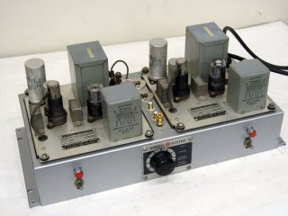 GE 4BA3 PHONO EQUALIZER AMP [17439]