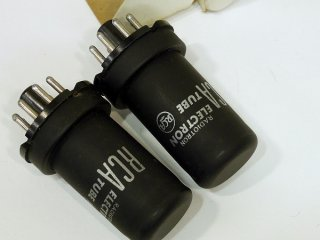 RCA 6SJ7 pair [15729]