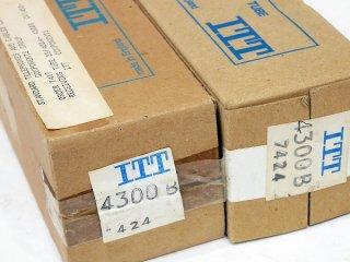 STC(ITT) 4300B pair [15657]