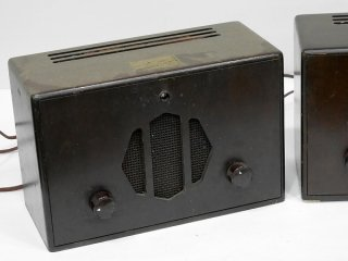 Western Electric 100F pair [15607]