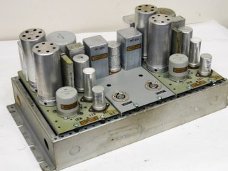 Western Electric 120B LINE AMP 1set [16346] ★ASK★