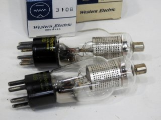 Western Electric 310B 2本[17274]