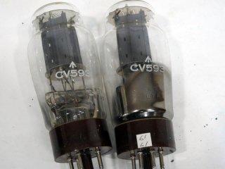 VALVE ELECTRONIC CV593/GZ34 2本 [17807]