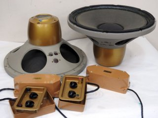 TANNOY MONITOR 15GOLD LSU/HF/15/8 2本 [17815]
