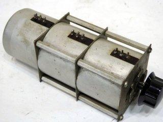DAVEN 600Ω 3連式 アッテネーター 1個 [17875]