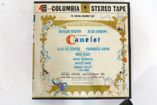 COLUMBIA THE ORIGINAL BROADWAY CAST「Camelot」 [18229]