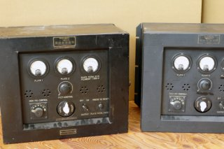 Western Electric 46AMP 2台 ★ASK★ [18706]