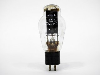 Western Electric 300B 刻印 1本 ジャンク扱 [20361]