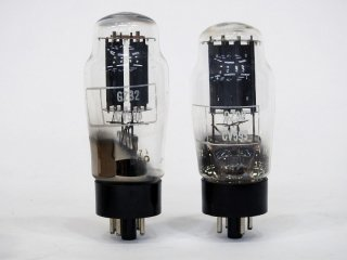 VALVE Electric CV593/GZ32 2本 [20423]
