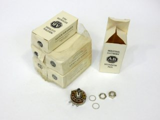 ALLEN BRADLEY 10kΩ B型カーブ 6個 [20951]