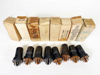 RCA etc 6AC7 8本 [21057]