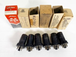 RCA etc 12SF7 6本 [21067]
