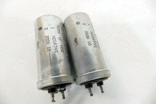 Western Electric KS-13687 2000MFD 10V 2個 [21167]