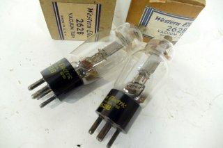 Western Electric 262B 2本 [21240]
