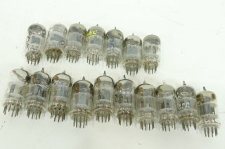 NEC 12AT7 17本 保証外品 [21263]