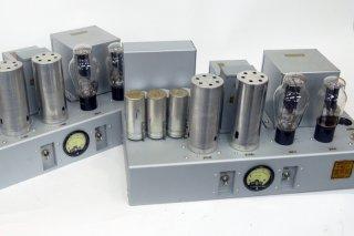 Western Electric 91B AMP 2台 真空管無 レプリカ [21635]