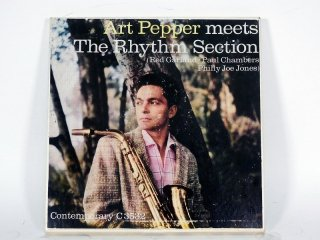 10号テープ 録音品 Conteporari Art Peppr「The Rhythm Section」[21780]