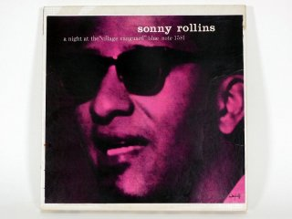 10号テープ 録音品 Blue Note SONNY ROLLINS「A NIGHT AT THE VILLAGE VANGUARD」[21794]