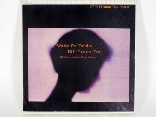 10号テープ 録音品 RIVER SIDE BILL EVANS TRIO「Waltz for Debby」[21797]