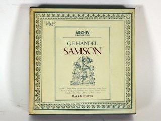7号テープ ARTHIV PRODUKTION G.F.HANDEL「SAMSON」2巻 保証外品 [21872]