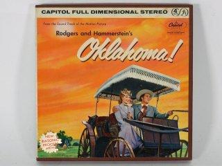 7号テープ CAPITOL Rodgers and Hammersteins OKLAHOMA! 1巻 保証外品 [21920]