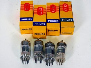 PHILIPS ECC83 4本 [21962]