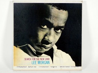 10号テープ 録音品 BLUE NOTE LEE MORGAN「SEARH FOR THE NEW LAND」[22168]