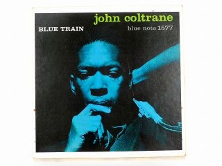 10号テープ 録音品 BLUE NOTE JOHN COLTRANE「BLUE TRAIN」保証外品 [22231]