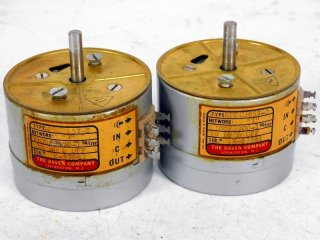 DAVEN SPEC 3957-2 7.1K/3.9KΩ 2個 保証外品 [22372]