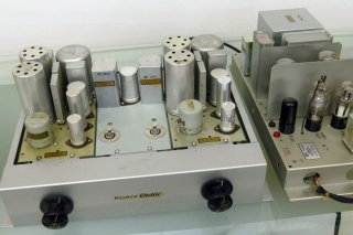Western Electric 120A 電源無 1set [22648]