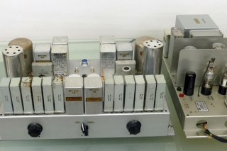 Western Labo PHONO E.Q or LINE AMP 1set [22649]