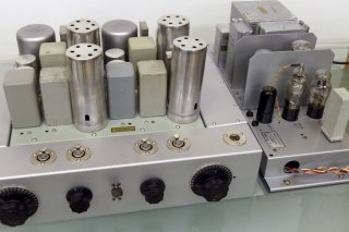 Western Electric 130B LINE AMP リプロ品 1set [22726]