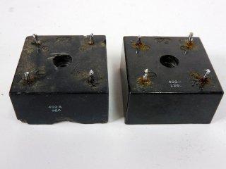 Western Electric 492A ブリッジダイオード 2個 [22878]