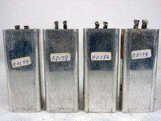 Western Electric CW69 COND 4個 [22953]